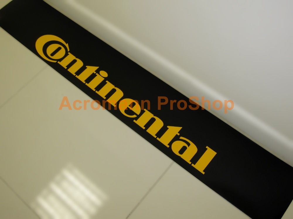 Continental Windshield Decal (Style#2)